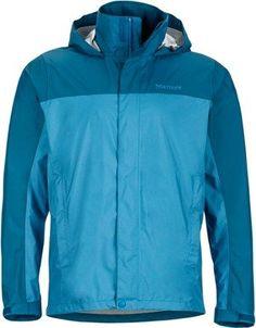 Marmot Men's PreCip Rain Jacket Slate Blue/Moroccan Blue XXL ...