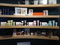 Lovely @LALICIOUS display at @Aesthetica Plastic Surgery in Lindon, UT