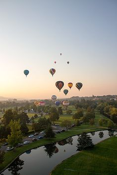 We were at the Spirit of Boise Baloon Classic, and had just met our pilot for the day. He introduced us to his team, which included his wife Tara, and then put us to work preparing the balloon.