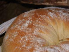 Brot backen - der italienische Klassiker 'Tortano'
