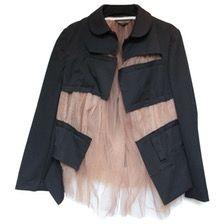 COMME DES GARCONS Wool blazer