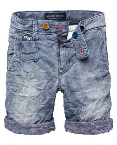 checkered chino shorts