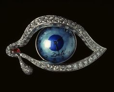 Salvador Dalí, 'Time's Eye' nd