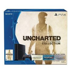 PlayStation 4 500GB Uncharted: The Nathan Drake Collection Bundle with The Last of Us and $25 off a 1 Year Plays... http://www.lavahotdeals.com/us/cheap/playstation-4-500gb-uncharted-nathan-drake-collection-bundle/46711