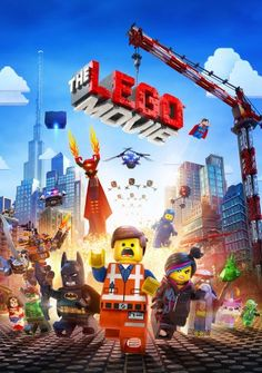 Fan-poster The Lego Movie inch Movie Poster (THICK) - Chris Pratt, Elizabeth Banks, Will Arnett -- Awesome products selected by Anna Churchill Lego Film, Lego Movie 2, Will Ferrell, Elizabeth Banks, Charlie Day, Will Arnett, Streaming Hd, Streaming Movies, Chris Pratt
