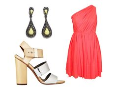 Top 4 dresses to wear to a wedding - brunch reception