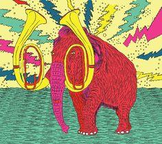 elephant music medely