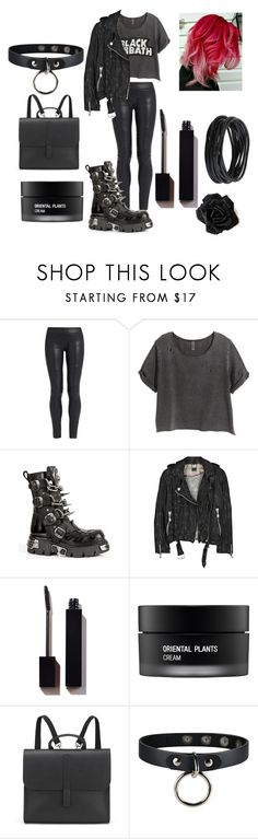 """Guardians of Asgard"" by violenceinsilence ❤ liked on Polyvore featuring The Row, H&M, Reactor, Doma, Serge Lutens, Koh Gen Do and Danielle Foster"