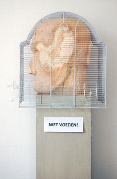 Don't feed :: Frances Raboen :: 2014