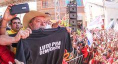 CULTURA,   ESPORTE   E   POLÍTICA: Moro a um passo da encenação final contra Lula