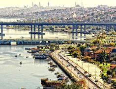 Haliç Istanbul Turkey