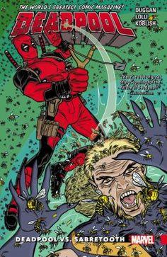 Deadpool: World's Greatest Volume 3