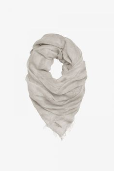 Cloud Scarf - Stone | MM.LaFleur who doesn't love a super light scarf?