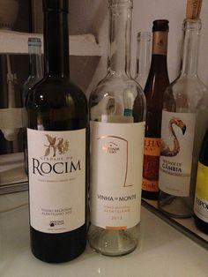 Great Portugues wines from region Alentejano  Herdade do Rocim + Herdade do peso - vinha de Monte Drinks, Bottle, Food, Vineyard, Homestead, Drinking, Beverages, Flask, Essen