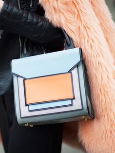 Paris Street Style: See the Bag Everyone is Carrying via @WhoWhatWear