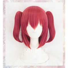761c43765 Kurosawa Ruby Cosplay Wig Love Live! Sunshine!! Costume Play Wigs Halloween  Costumes Hair+wig Cap