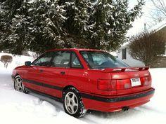 1991 Audi 90 quattro 20V