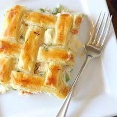 Chicken Pot Pie Recipe - Lovely Little Kitchen & ZipList