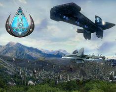 stargate ships asgard