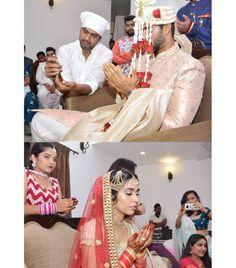 All About Cricketer Shivam Dube's Wedding With Anjum Khan Celebrity Weddings, Wedding Pictures, Cricket, Glamour, Celebrities, Dresses, Fashion, Vestidos, Moda