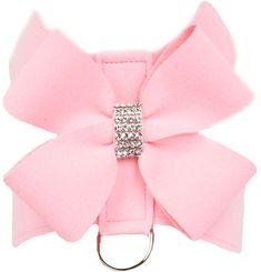 Designer Bow Dog Harness | TaliaDogBoutique.com