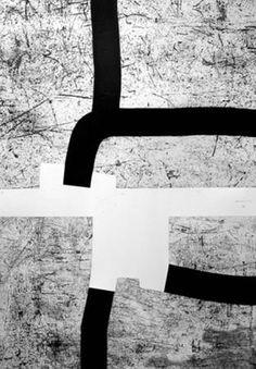 Eduardo Chillida Contemporary Abstract Art, Abstract Landscape, Landscape Paintings, Artist Point, Arte Online, Graphic Design Pattern, 2d Art, Love Painting, Dibujo