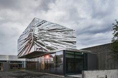 Lillehammer Art Museum and Cinema Expansion, Lillehammer, 2016 - Snøhetta