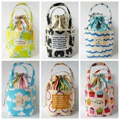 haco28+ - マグポーチやスタイ Pouch, Wallet, School Readiness, Handicraft, Diy Tutorial, Bucket Bag, Sewing Patterns, Recycling, Fabric