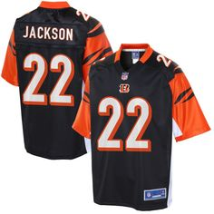 William Jackson Cincinnati Bengals NFL Pro Line Youth Player Jersey - Black