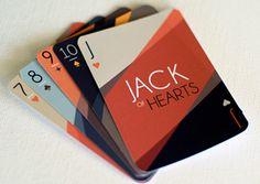 Art Deco cards