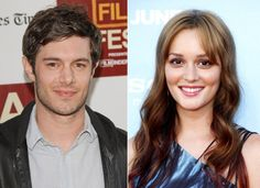 Leighton Meester and Adam Brody are dating: super cute couple?