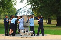 First new drinking fountain in a London park since Victorian times