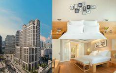 Shenzhen, Luxury Lifestyle, Hong Kong, Loft, Vogue, Urban, Bed, Furniture, Home Decor