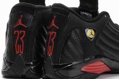 huge selection of 66543 623f7 Men s Jordan Retro 14 - Black, Varsity Red, Black - 87471003 -  jordan14