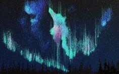 Balto (1995) - Aurora Borealis Design - Balto - Amblimation