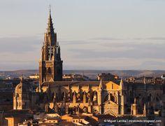 Mira Toledo: Verano en la catedral