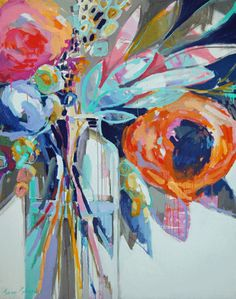 Collecting Southern Art, Erin Gregory in StyleBlueprint magazine. Love this artist to pieces!
