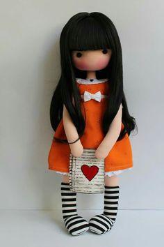 Gorkuss type doll