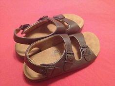 17ed6dcfea2 SAS shoes Men s Bravo Sandal 11M Brown Leather