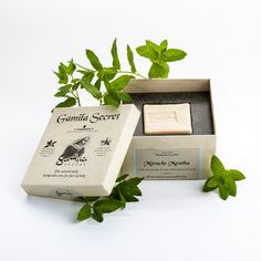 Miracle Mentha Cleansing Bar - Refreshes and relaxes the skin!