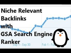 Niche Relevant Backlinks with GSA Search Engine Ranker - http://www.highpa20s.com/gsa-search-engine-ranker/niche-relevant-backlinks-with-gsa-search-engine-ranker-2/
