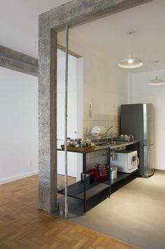 Grua Arquitetos · Botafogo Apartment