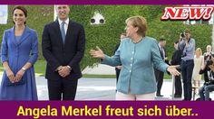 Kate und William sind mit ihren Kindern in Berlin gelandet. Während es für die Erwachsenen gleich weiter zu Kanzlerin Angela Merkel ging steht für den Royal-Nachwuchs wohl erst mal ein Nickerchen an.   Source: http://ift.tt/2tpP1HI  Subscribe: http://ift.tt/2u8idQu Merkel: Angela Merkel freut sich über Kates Besuch