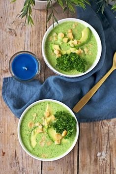 Detox Broccoli Soup