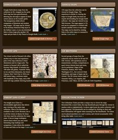 Curation At Work: The David Rumsey Historical Map Collection
