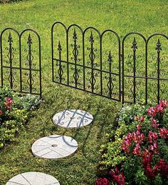 Diamond Finial Fences And Gate