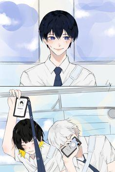 Anime Sports, Otaku Mode, My Hero Academia Shouto, Aesthetic Pictures, Yuri, Ships, Geek, Kawaii, Manga