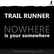 trail running inspiration