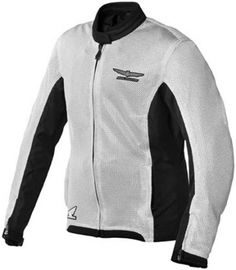 Honda Goldwing Clothing Apparel | Honda-goldwing-womens-greyblack