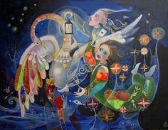 artclub : Rêve de brillants paradis